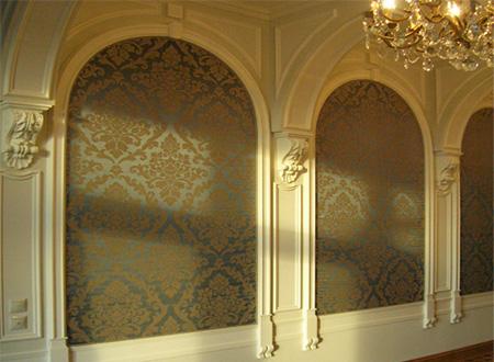 Gypsum Wall Decoration and Design M- 1041 – Noha Gypsum Decoration